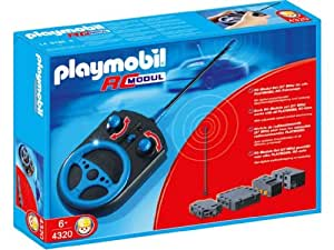 playmobil 4320 module radiocommande jeux et jouets. Black Bedroom Furniture Sets. Home Design Ideas