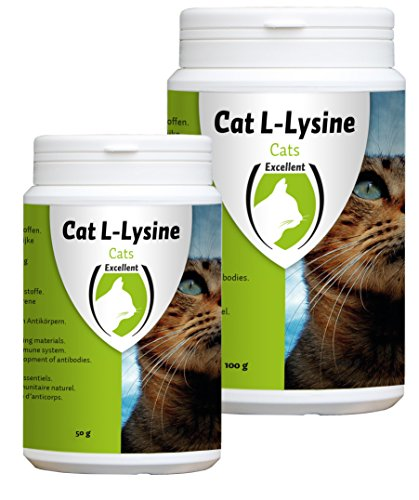 Zen-Kat Cat L-Lysine 50 gram