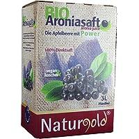 Bio Aroniasaft Direktsaft 3L Bag in Box