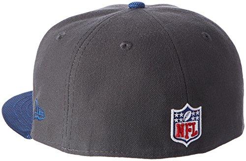 New Era Kappe Indianapolis Colts Grey