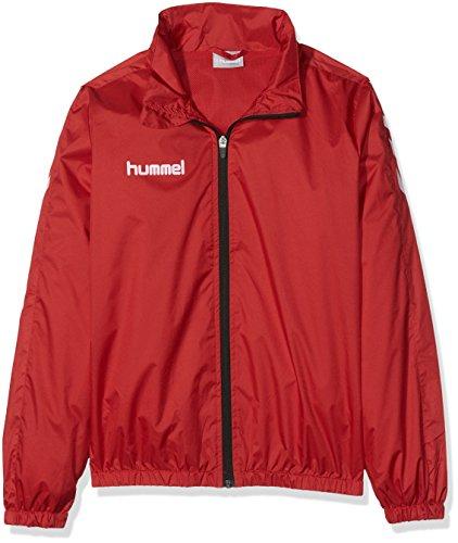 Hummel Jungen Jacke Core Spray Jacket, True Red, 140-152