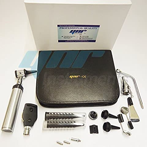 Ynr Professionell Hno Ophthalmoskop Augenspiegel Otoskop Nasen Larynx Diagnostik Sets