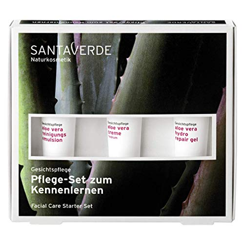 SantaVerde Aloe Vera Kennenlern-Set - Santaverde Aloe Vera