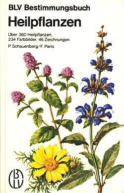 BLV Bestimmungsbuch Heilpflanzen