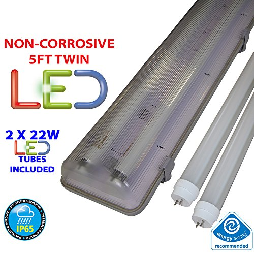 5ft-twin-led-2-x-22w-non-corrosive-weatherproof-fluorescent-light-fitting-ip65-energy-efficient-outd