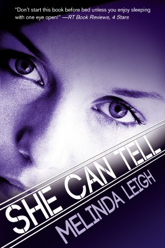 She Can Tell (She Can Series, Book 2) by Melinda Leigh