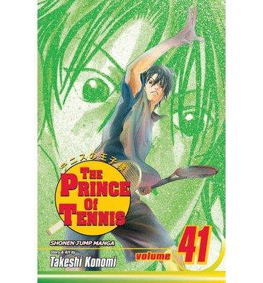 Konomi, Takeshi [ The Prince of Tennis, Volume 41 (Prince of Tennis (Paperback) #41) - Greenlight ] [ THE PRINCE OF TENNIS, VOLUME 41 (PRINCE OF TENNIS (PAPERBACK) #41) - G