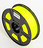 #10: Techie PLA Filament 1KG Roll (1.75mm Diameter) for 3D Printers(Yellow)