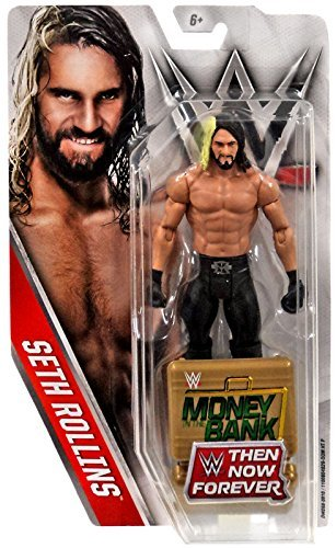 WWE, Basic Series, 2016 Then Now Forever, Seth Rollins