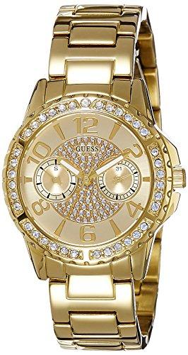 Guess W0705L2 - Reloj de lujo para mujer, color dorado