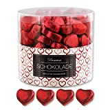 150 Schokolade Herzen Paris