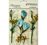 Petaloo Calla Lilites & Berries ~ Teal!!! by PETALOO