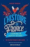 L'Histoire de France comme si vous y étiez ! Du Paléolithique à nos jours