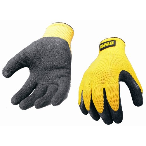 DeWALT Gripper matériel de gant – Jaune/clair, grande