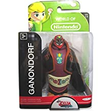 World of Nintendo The Legend of Zelda Ganondorf 2.5 Mini Figure by Nintendo