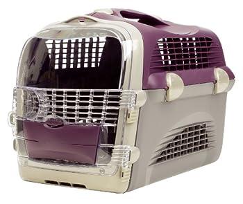 Catit Cabrio Cage de Transport pour Chat 51 x 33 x 35 cm