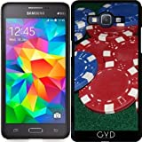 Hülle für Samsung Galaxy Grand Prime (SM-G530) - Poker-Chips by loki1982