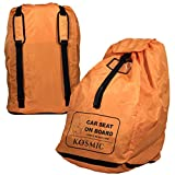 Car Seat Travel Bag - Cover and Protect Your Child's Car Seat or