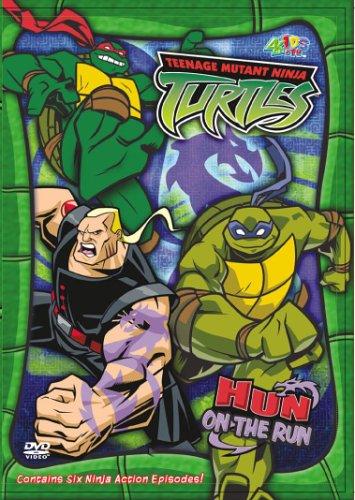 Teenage Mutant Ninja Turtles - Season 3.7: Hun on the (Ninja Mutant Turtles Teenage 2003)