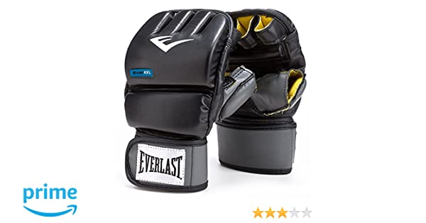 Schwer Everlast PU Evergel Handschuhe
