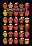 Best Cupcake Recipes - Blank Recipe Book: Cupcakes Design Record Your Own Review