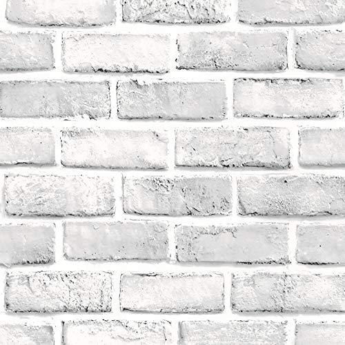 Romantic Night 99 Adesivo da muro di mattoni 1 pz 3D Brick...