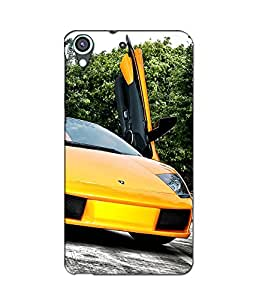 HTC 626 Printed Cover By instyler