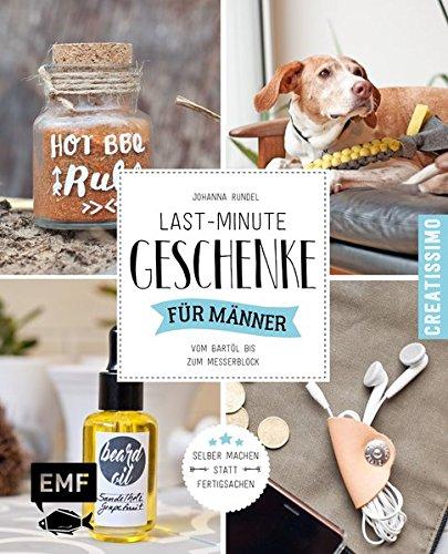 Preisvergleich Produktbild Last-Minute-Geschenke für Männer: Vom Bartöl bis zum Messerblock (Creatissimo)