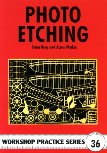 Photo Etching (Workshop Practice) por Brian King