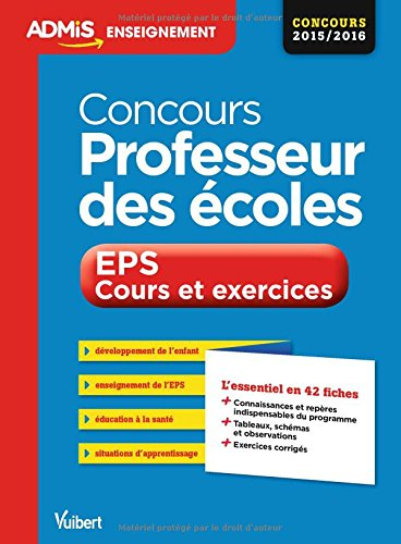 concours-professeur-des-coles-eps-cours-et-exercices-l-39-essentiel-en-50-fiches-crpe-2016