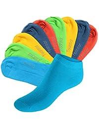 Original footstar SNEAK IT! Sneaker Socken für Sie und Ihn - Viele trendige Farben und Größen 35-50 wählbar! - Qualität von celodoro