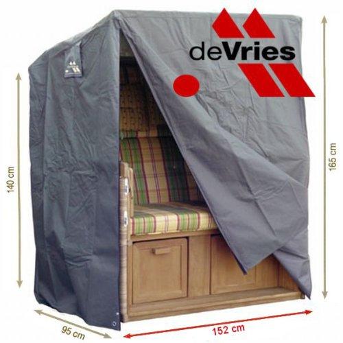 devries-classic-strandkorb-ganzjahreshaube-xxl-