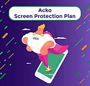 Acko Screen Damage Protection Plan for Phones Between Rs 10,001-20,000
