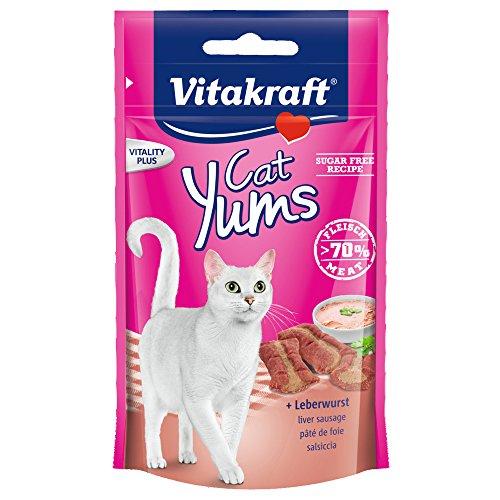 Vitakraft Cat Yums  Leberwurst    40g -