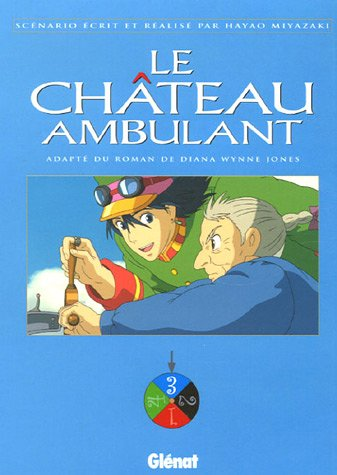 Chateau ambulant (le) Vol.3