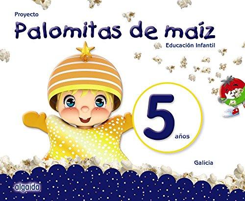 Proyecto Palomitas de Maíz. Educación Infantil. 5 Años, Incluye DVD