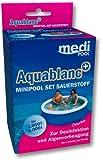Medipool Schwimmbadpflege MiniPool Set Aquablanc+