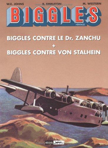 Biggles contre le docteur Zanchu
