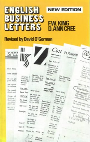 English Business Letters New Edition (Professional English)