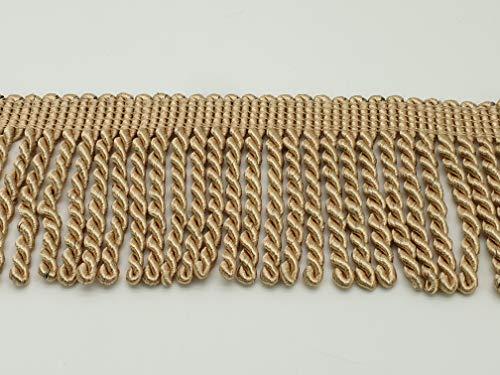 MNJ-Trimmings - Flecos flecos 2 metros grosor, 10