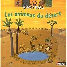 Les animaux du désert