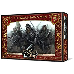 Edge Entertainment- CdHyF el Juego de miniaturas: Hombres de la Montaña, Color (EECMSI23)