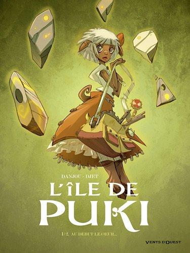 L'île de Puki : Tome 1, Au début le coeur