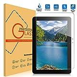 BQ Edison 3 Cristal Templado Protector Vikoo 9H 0.3mm Ultra Delgado Shatterproof Pantalla de Vidrio Templado HD Flim Tempered Glass Screen Protector para BQ Edison 3 - Tablet de 10.1