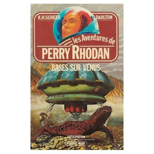 Bases sur Vénus : Collection : Les aventures de Perry Rhodan n° 298 / 4
