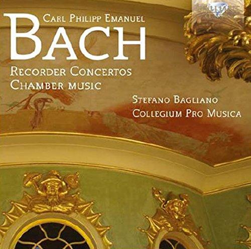 Recorder Concertos-Chamber Music