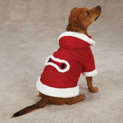 East Side Collection Jolly Pet Jacke-Rot, l, Rot -