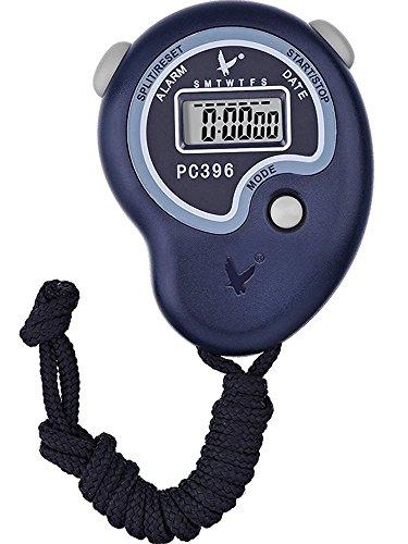 Digital Cronómetro Temporizador Cronógrafo Deportivo