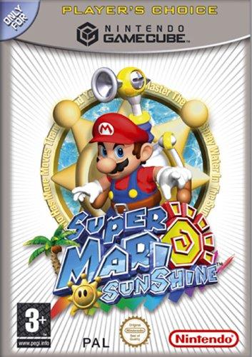 Super Mario Sunshine (Player's Choice GameCube) by Nintendo (Nintendo Gamecube Super Mario)