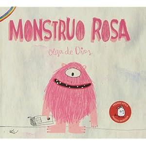 Monstruo Rosa - Premio Apila Primera Impresión